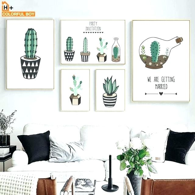 Cactus Room Decor Cute Ideas For Your Home Plant Hanging Decoration