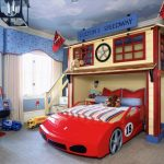 Car Bed Designs For Kids Room