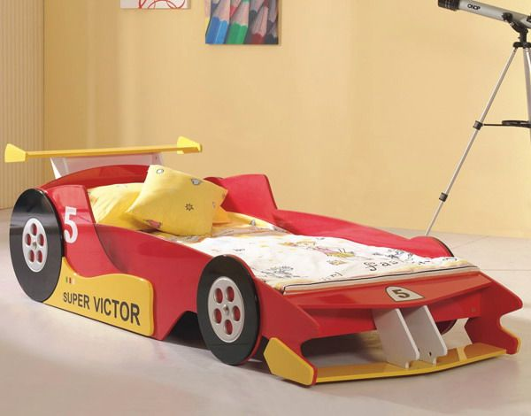 15 Racing Car Beds For Children Room | p | Kids car bed, Kid beds