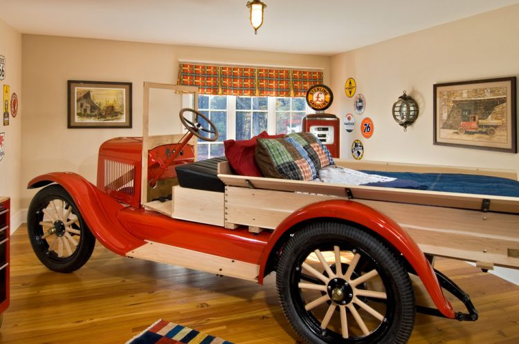 55 Cool Car Beds For A Stylish Kids Room - Shelterness