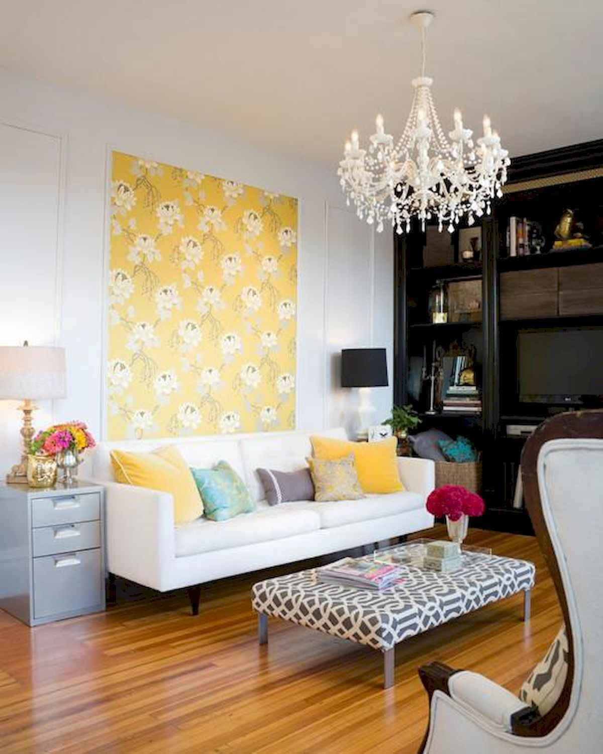 50 Beautiful Summer Apartment Decor Ideas And Makeover - CoachDecor.com