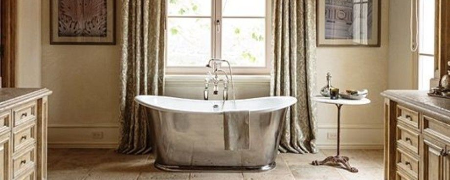 Classic Country Bathtub Ideas