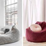Comfort Bean Bag Chair Design