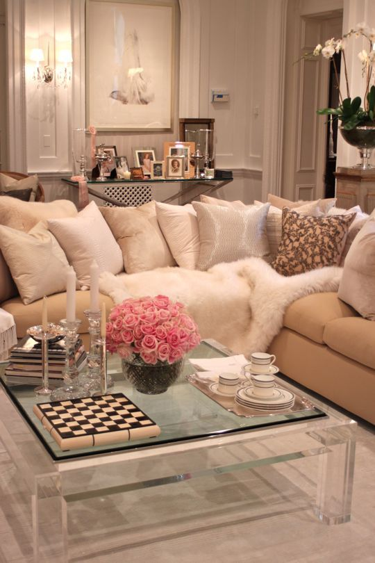 52 Stunning Design Ideas For A Family Living Room | Set Apart
