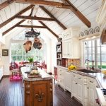 Comfy Farmhouse Kitchen Ideas