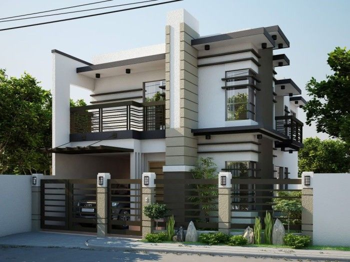 Good Modern Contemporary House Designs Philippines | ~ᕼoᑌᔕe oᖴ