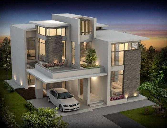 Mind Blowing Luxury Home Plan | Architecture | House design, Luxury