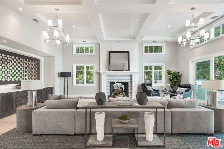 65 Stylish Modern Living Room Ideas (Photos)