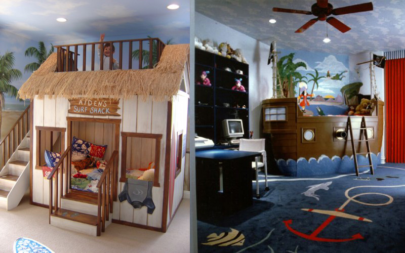 12+ Best Cool Decoration Ideas For Kids Bedroom u2013 rivercitygranitestl
