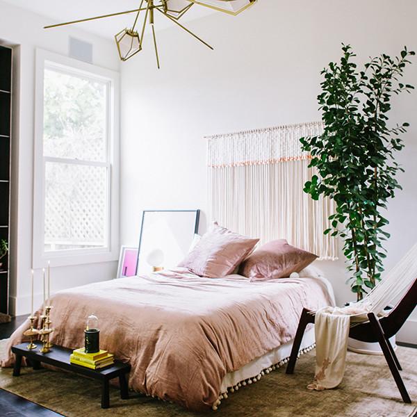 Cool Bedroom Ideas - Lonny