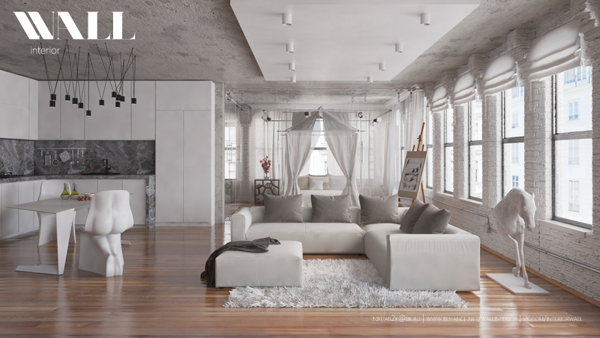 Cool Living Rooms 1