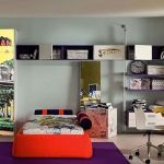 Cool Superhero Themed Room Decoration Design