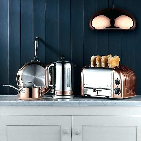 Copper Rose Gold Kitchen Themes Decorations 6
