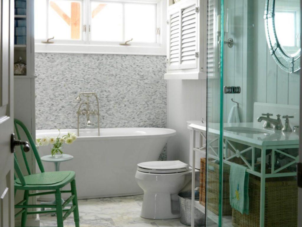 Cottage Bathroom Design Ideas 12