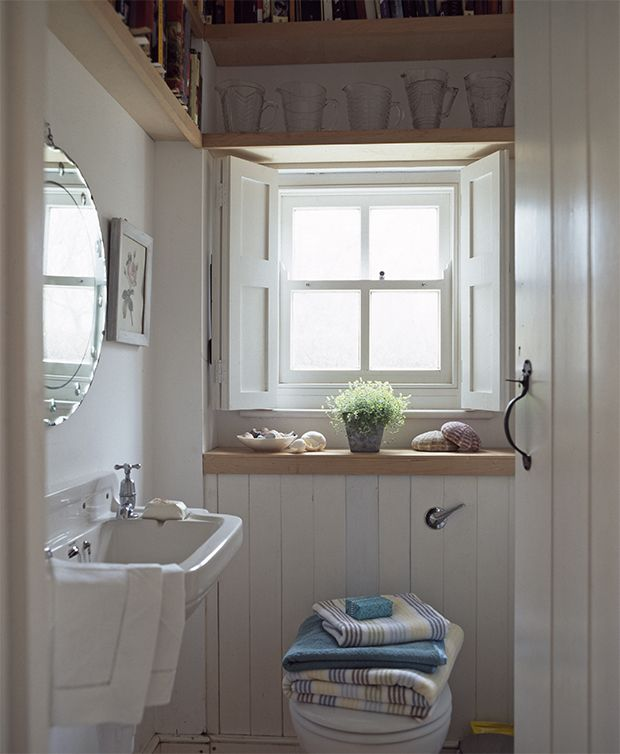 6 decorating ideas to make small bathrooms big in style |