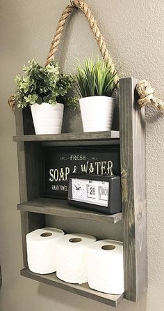 Remarkable Ideas Rustic Bathroom Shelves Simple Decoration Bathroom