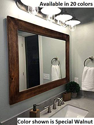 Country Rustic Handmade Mirrors | Amazon.com