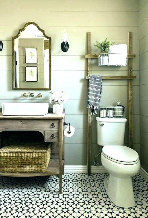 Rustic Bathroom Decor Ideas Country Decorations Tips And Trick