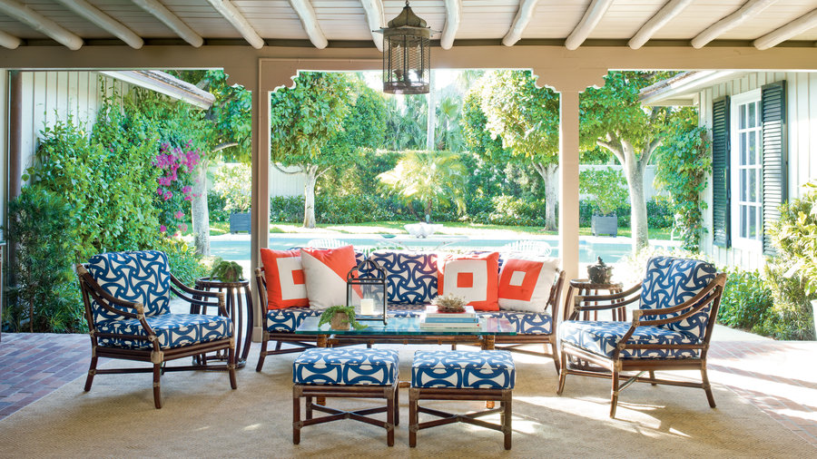 65 Beachy Porches and Patios - Coastal Living
