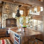 Cozy Rustic Kitchen Designs