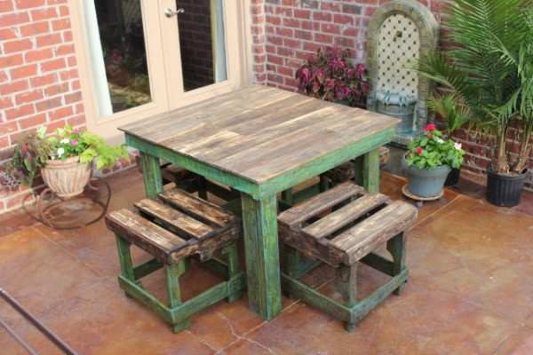 Creative Diy Pallet Furniture Project Ideas 10