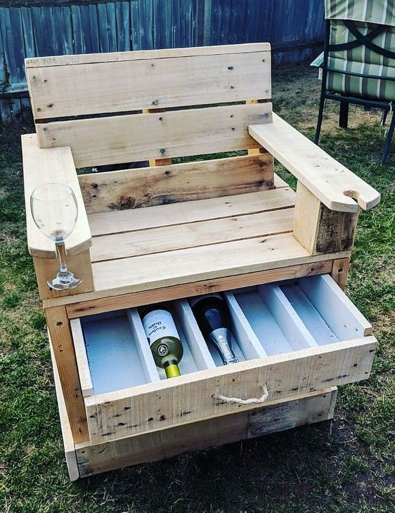 Creative Diy Pallet Furniture Project Ideas 8