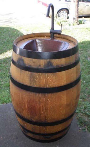 39 Wine Barrel Ideas: Creative DIY Ideas for Reusing Old Wine