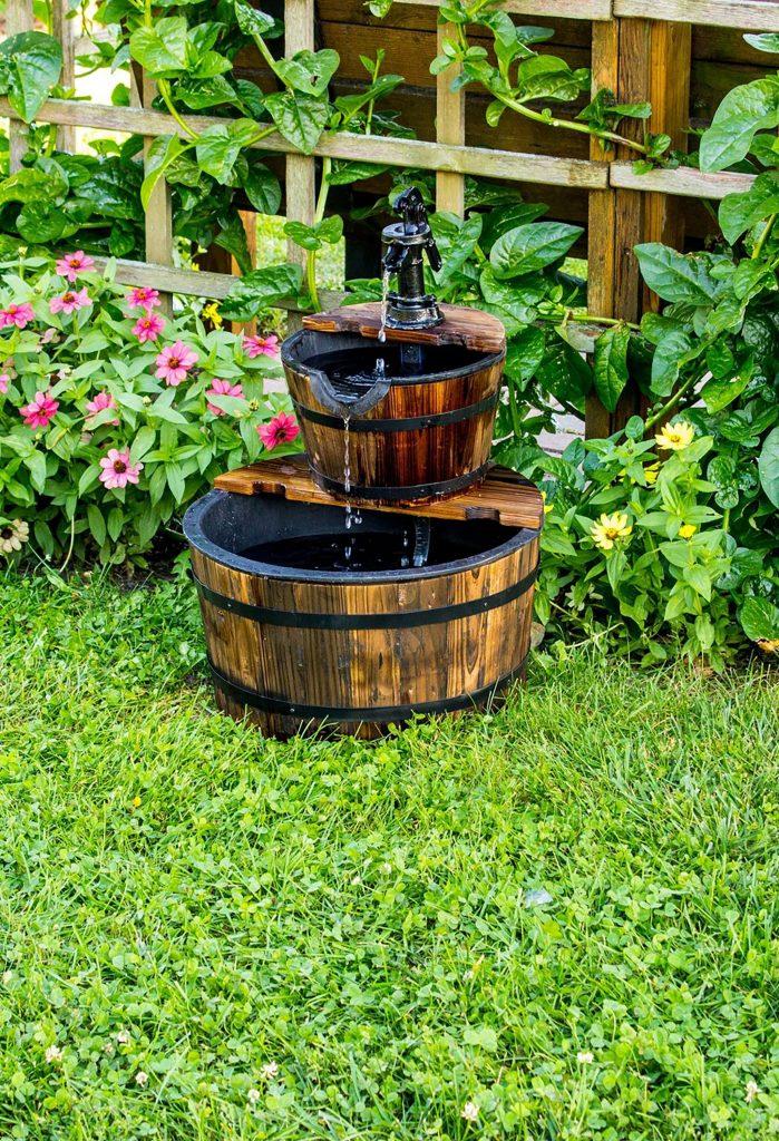 Cute Backyard Garden Ideas 9
