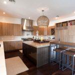 Dark Wood Floor Ideas Kitchen