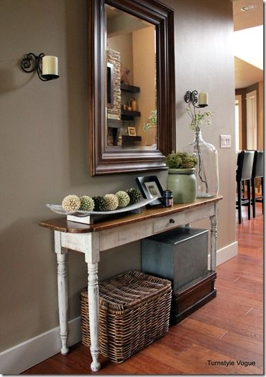 20 Entry Table Ideas That Make a Stylish First Impression   Home