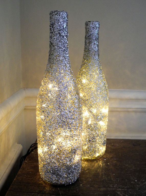 25+ DIY Bottle Lamps Decor Ideas That Will Add Uniqueness To Your Home