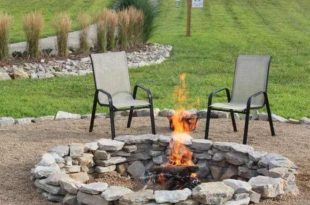 27 Easy-to-Build DIY Firepit Ideas to Improve Your Backyard