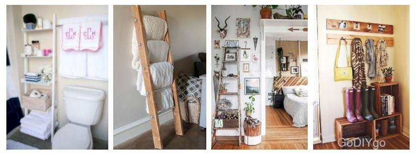 39 DIY First Apartment Decor Ideas on A Budget - GODIYGO.COM