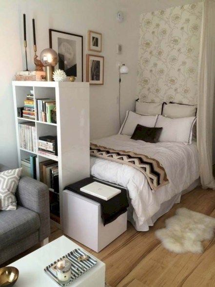 32 Smart Diy Apartment Decoration Ideas | Apartment ideas | First