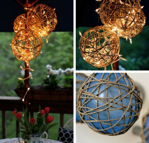 21 Bright DIY Outdoor Lantern Ideas For A Cool Garden Design
