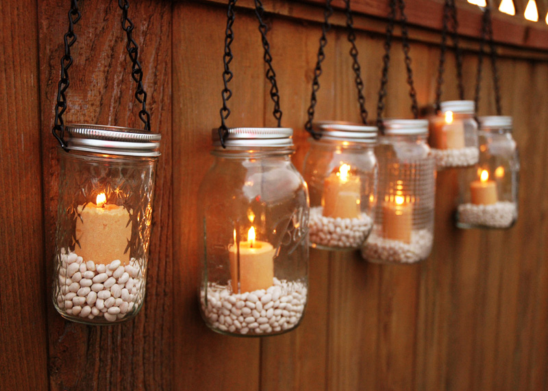 Luminous garden lantern ideas - Diy & Decor Selections