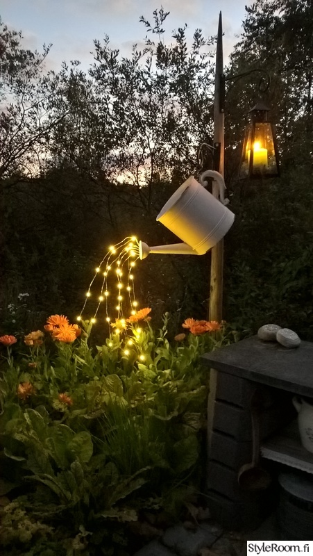 Diy Outdoor Lighting Ideas