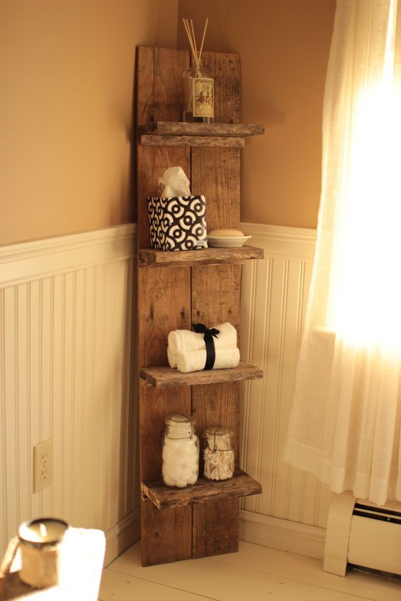 Diy Pallet Projects For Bathroom 2