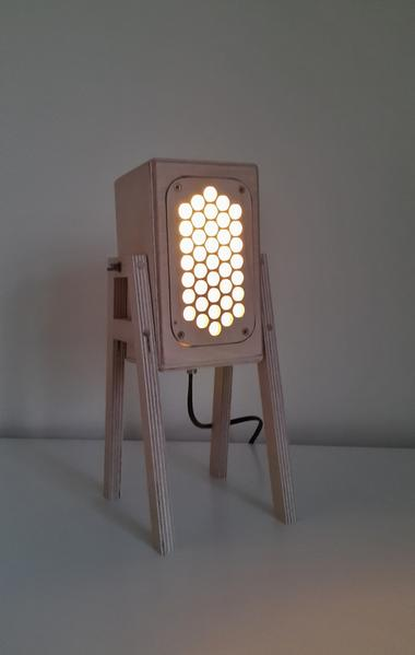 Diy Wooden Lamp Designs 1
