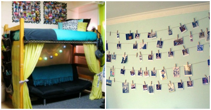 23 Dorm Room Decor and Organization Ideas