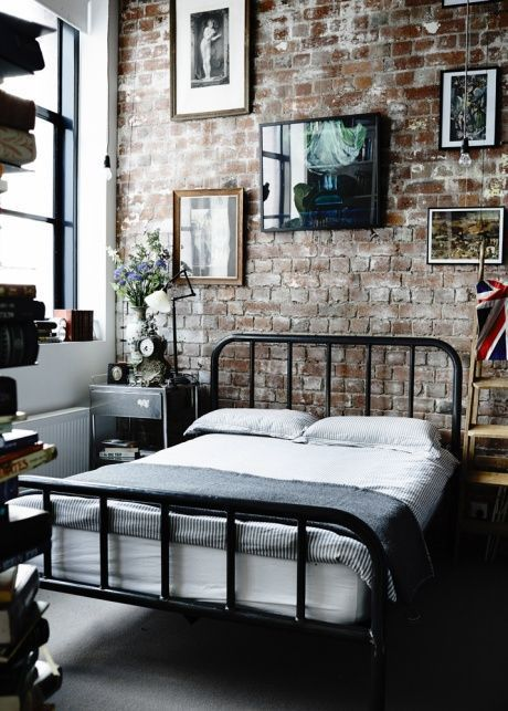 Dream Bedrooms With Vintage