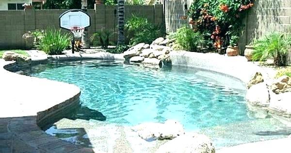 Backyard Design Ideas For Small Yards Unique Backyard Pool Design