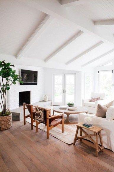 49 Elegant Modern Attic Ideas | Attic | Home Decor, Interior, Living