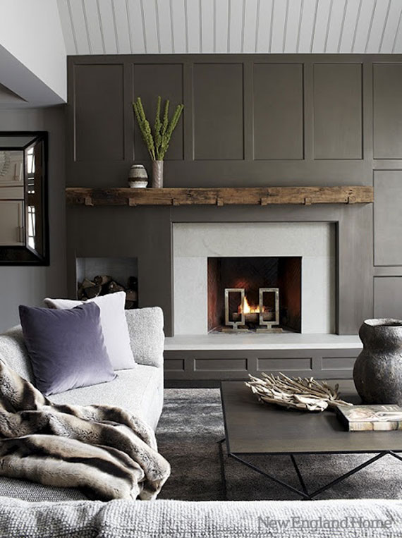 Contemporary Fireplace Designs Elegant Modern Design And 11