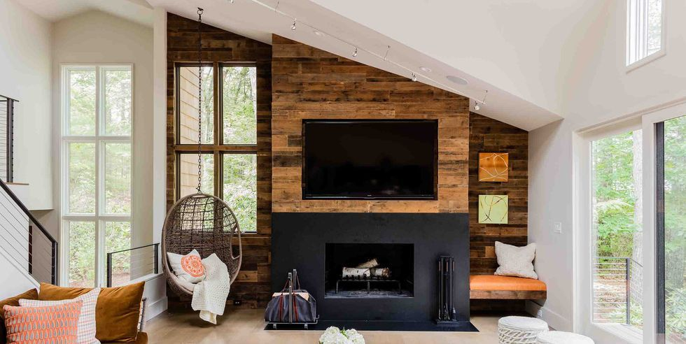 24 Unique Fireplace Mantel Ideas u2013 Modern Fireplace Designs