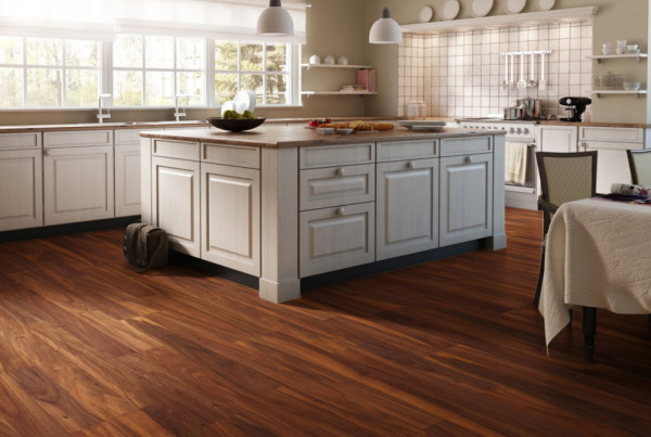 Examples Of Wood Laminate Flooring For Kitchen Ideas ...