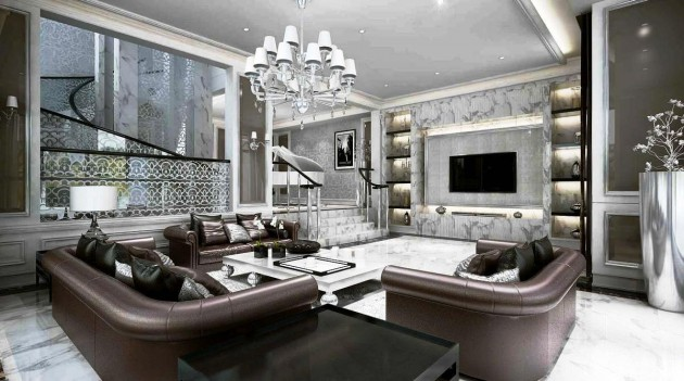 Extraordinary Luxury Living Room Ideas