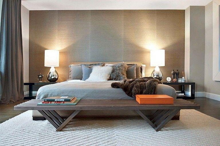 47+ Fabulous Modern Bedroom Interior Ideas | Bedroom | Bedroom