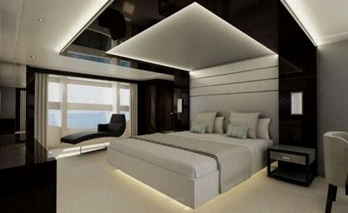 Nice 42 Fabulous Modern Bedroom Ceiling Designs 2018. More at