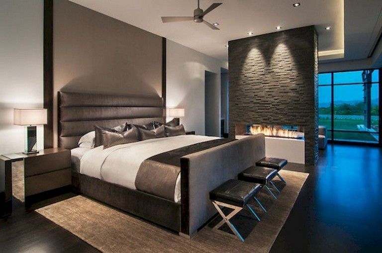 47+ Fabulous Modern Bedroom Interior Ideas | House | Bedroom, Modern